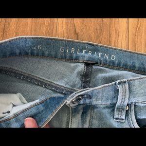 White House Black Market Jeans - NWOT White House Black Market Girlfriend Capris